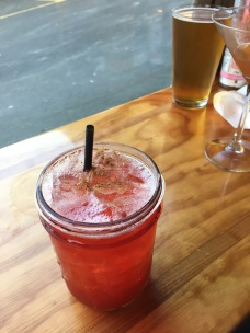 Seasonal Cider Cocktail