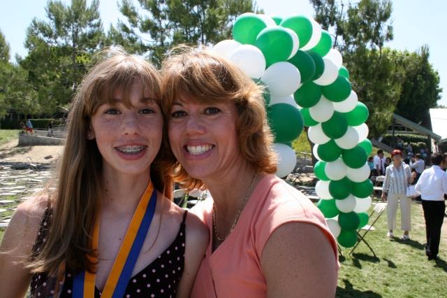 Tess' Graduation