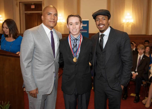 Nicholas Meyer Congressional Award